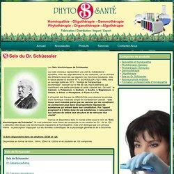 Sels du Dr. Schüessler