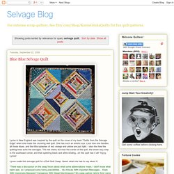 Search results for selvage quilt