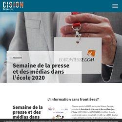 Europresse.com partenaire du Clemi