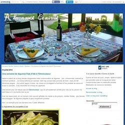 Une semaine de légumes frais d'été à l'Omnicuiseur - A la sauce Gavotte: Cuisine et Santé