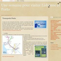 Transports Porto