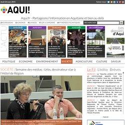 Semaine des médias : Urbs, dessinateur star à l'Hôtel de Région