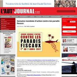 Semaine mondiale d'action contre les paradis fiscaux