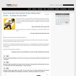 Radio Déclic : Cache-cache micro