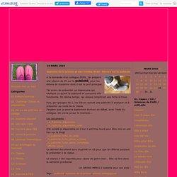 Semaine de la presse et des médias 2010 : Séance sur la publicité