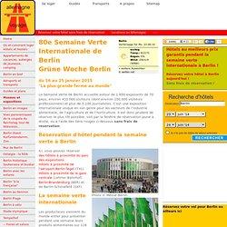 Semaine Verte Berlin 2015