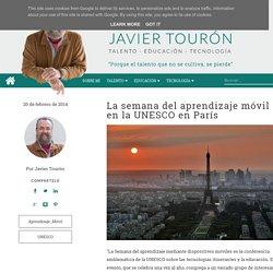 La semana del aprendizaje móvil en la UNESCO en París