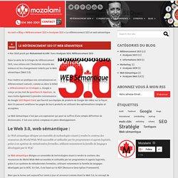 Le Web 3.0, web sémantique et incidences sur le référencement SEO
