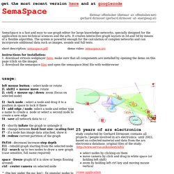 semaspace project homepage
