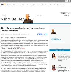 Rivotril e seus semelhantes matam mais do que Cocaína e Heroína Folha1 - Blog...