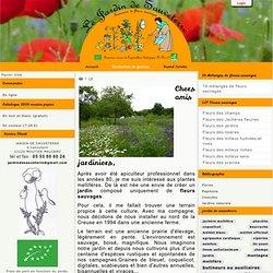 Producteur de semences - Jardin de Sauveterre