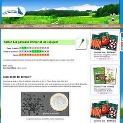 Radis semer pearltrees - Quand repiquer les poireaux ...