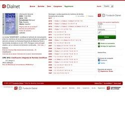 Semergen: revista española de medicina de familia - Dialnet