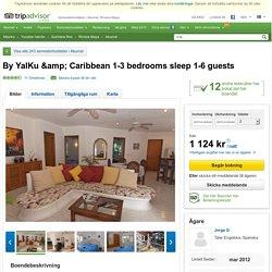 By YalKu & Caribbean 1-3 bedrooms sleep 1-6 guests - Semesterbostäder i Akumal, Riviera Maya