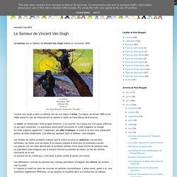 Le Semeur de Vincent Van Gogh