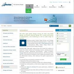 Semiconductor Design Services