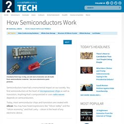 How Semiconductors Work""