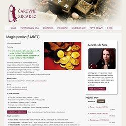 Seminář finanční magie a úspěchu