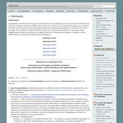 Culture de l'information et Translittéracie