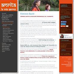 Féminin Sacré Séminaires et ateliers - Esprit Tantra, AMRITA Marie-Jésus SANDOVAL