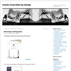 master innovation by design