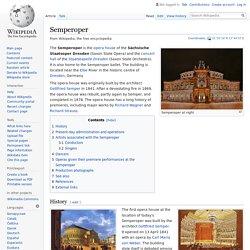 Semperoper - Dresden Quadriga