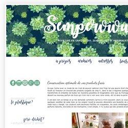 Conservation optimale de vos produits frais