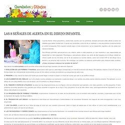 LAS 8 SEÑALES DE ALERTA EN EL DIBUJO INFANTIL