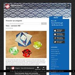Les Origami de Senbazuru - L'origami facile