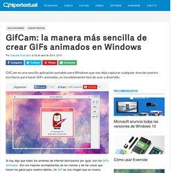 GifCam: la manera más sencilla de crear GIFs animados en Windows