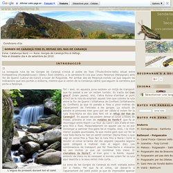 Senderisme i Teca » Catalunya Nord » Gorges de Carançà fins el Refugi del Ras de Carançà