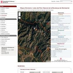 Senderisme per Montserrat