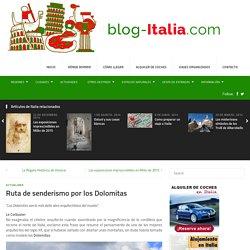 Ruta de senderismo por los Dolomitas - Guía Blog Italia