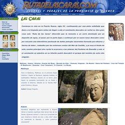 Ruta de las Caras (Senderismo y escultura en Cuenca)