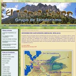 Senderismo El Tercer Tiempo: SENDERO DE GAITANEJOS (ARDALES, MÁLAGA)