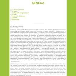 """Seneca_Università degli Studi di Urbino """"Carlo Bo"""""""