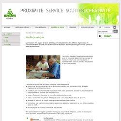 Pro Senectute Genève: Nos Foyers de jour