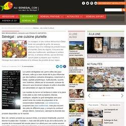 Sénégal : une cuisine plurielle
