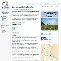 Tata sénégalais de Chasselay
