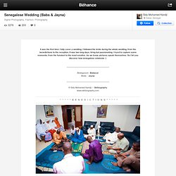 Senegalese Wedding (Babs & Jayna) on Behance