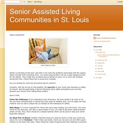 Essential Safety Tips to Prevent Seniors From Accidental Falls in the Winter