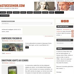Seniors & Co – astucesenior.com