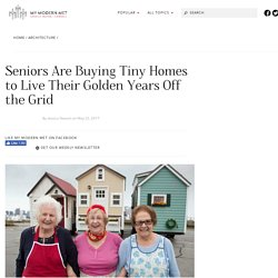 Tiny Homes for Seniors is the Newest Trend in Mobile Living