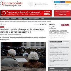 Seniors : quelle place pour le numérique dans la « Silver economy »