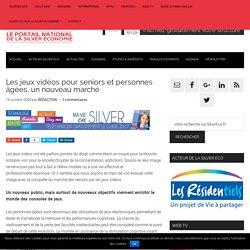 DOSSIER : les jeux vidéos pour seniors et personnes âgées, un nouveau marché
