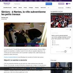 Séniors : à Nantes, la ville subventionne les petits travaux
