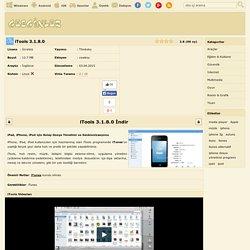 iTools İndir - iPad, iPhone, iPod için Kolay Dosya Yönetimi ve Senkronizasyonu
