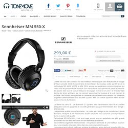 Sennheiser MM 550-X - ToneMove