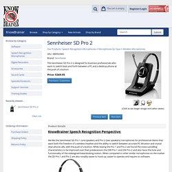 Sennheiser SD Pro 2