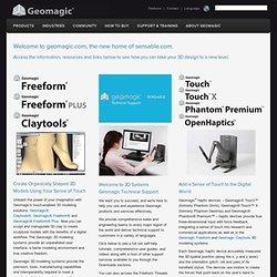 FreeForm Systems - Sensable
